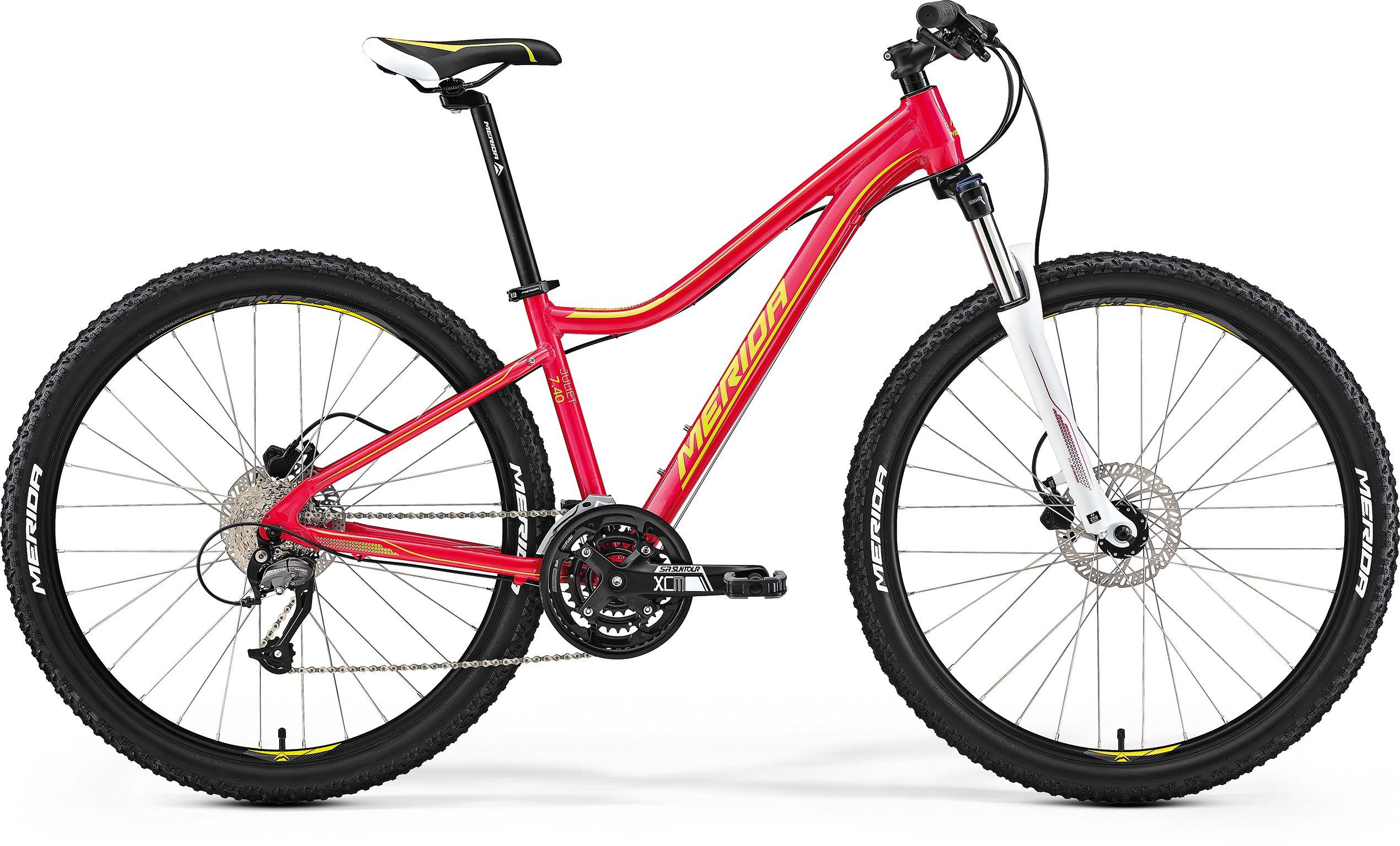 Велосипед Merida
