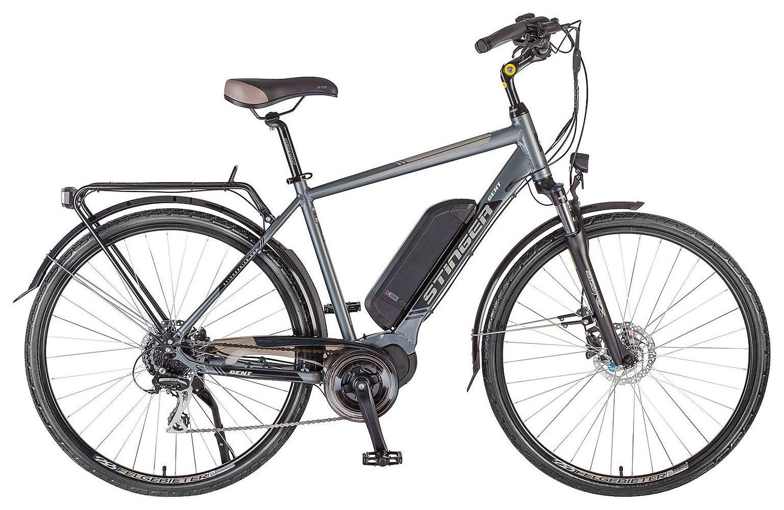 Велосипед Stinger Gent 28 2017,  Городские  - артикул:289746