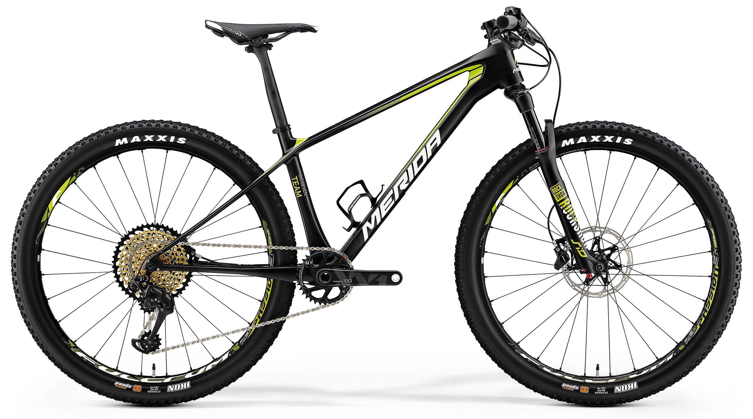 Велосипед Merida Big.Seven Team 2018,  Горные  - артикул:285097