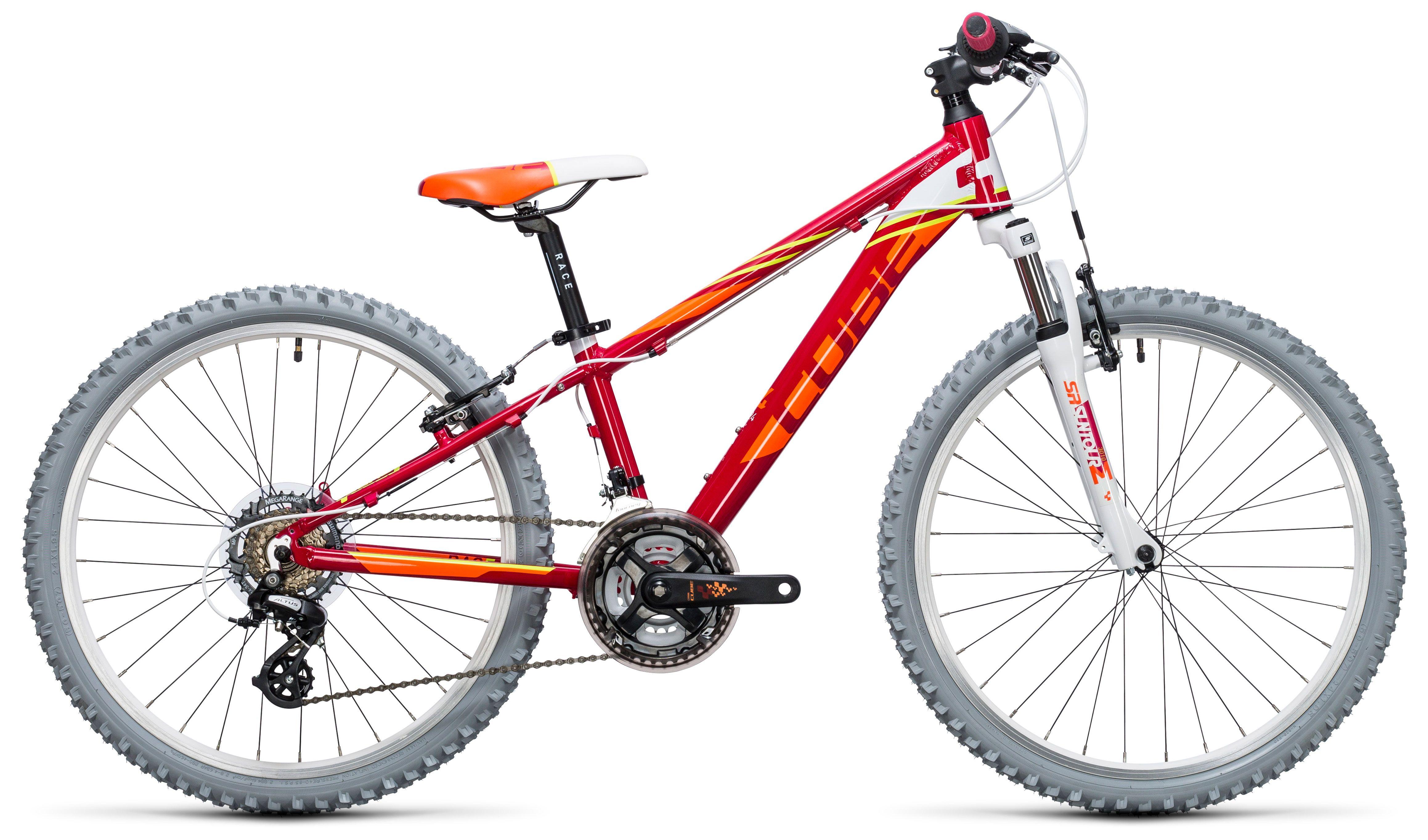 Велосипед Cube