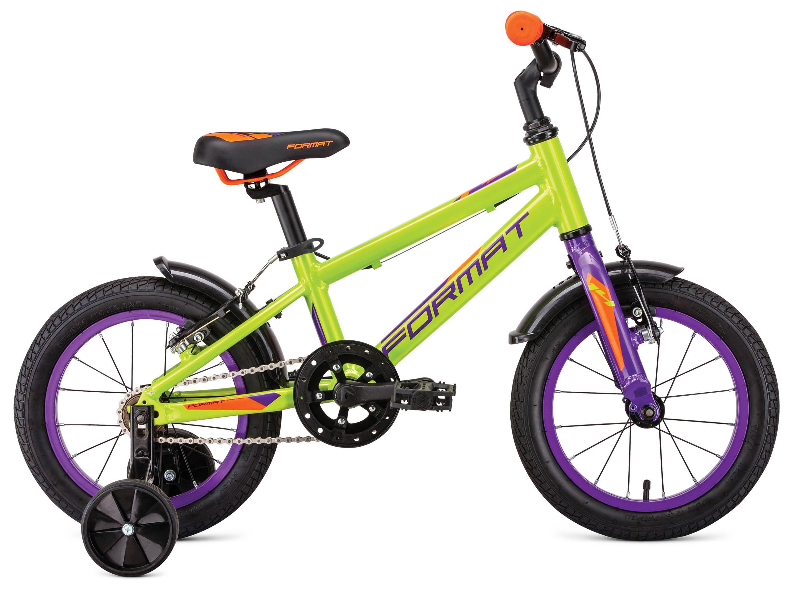 Велосипед Format Kids 14 2019 велосипед format 1113 2014