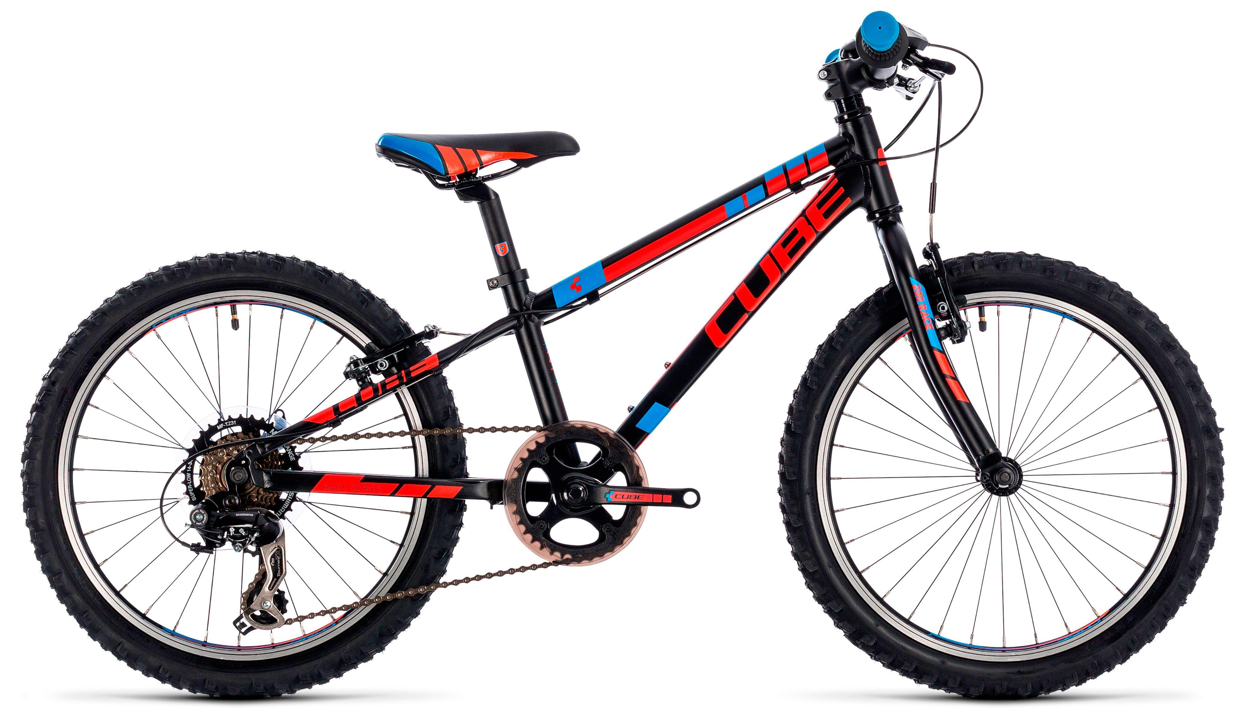 Велосипед Cube KID 200 2018 велосипед cube kid 240 die mannschaft dfb edition 2017