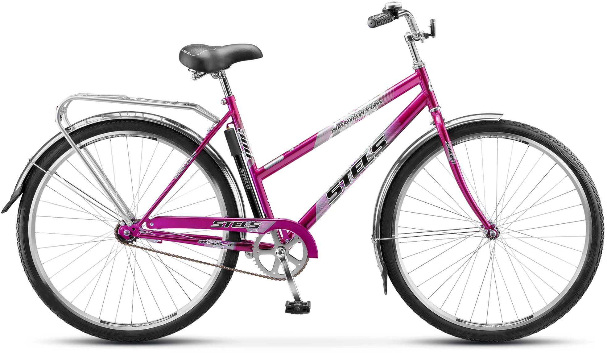 Велосипед Stels Navigator 300 Lady 2017 велосипед stels navigator 300 lady 2016