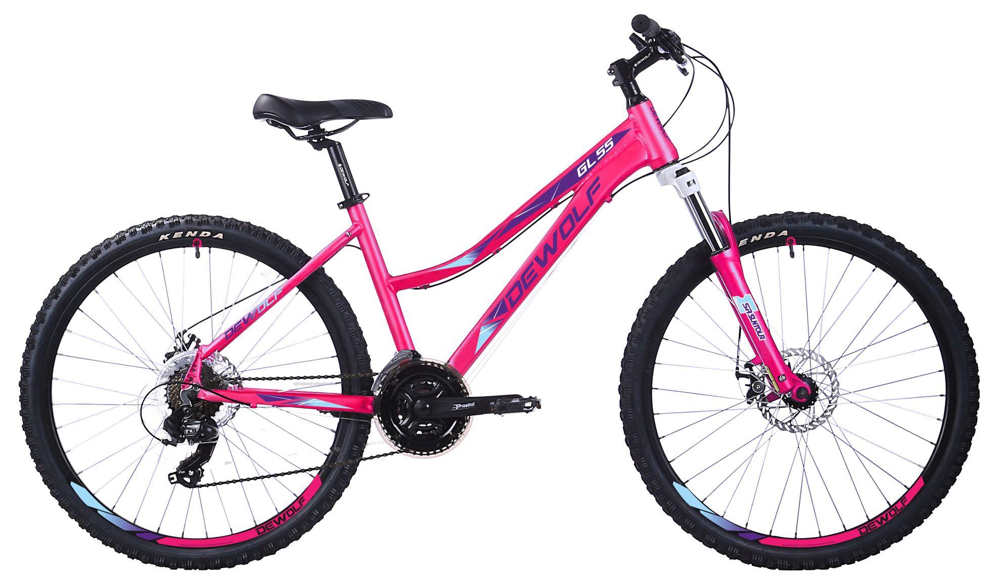 купить Велосипед Dewolf GL 55 2018