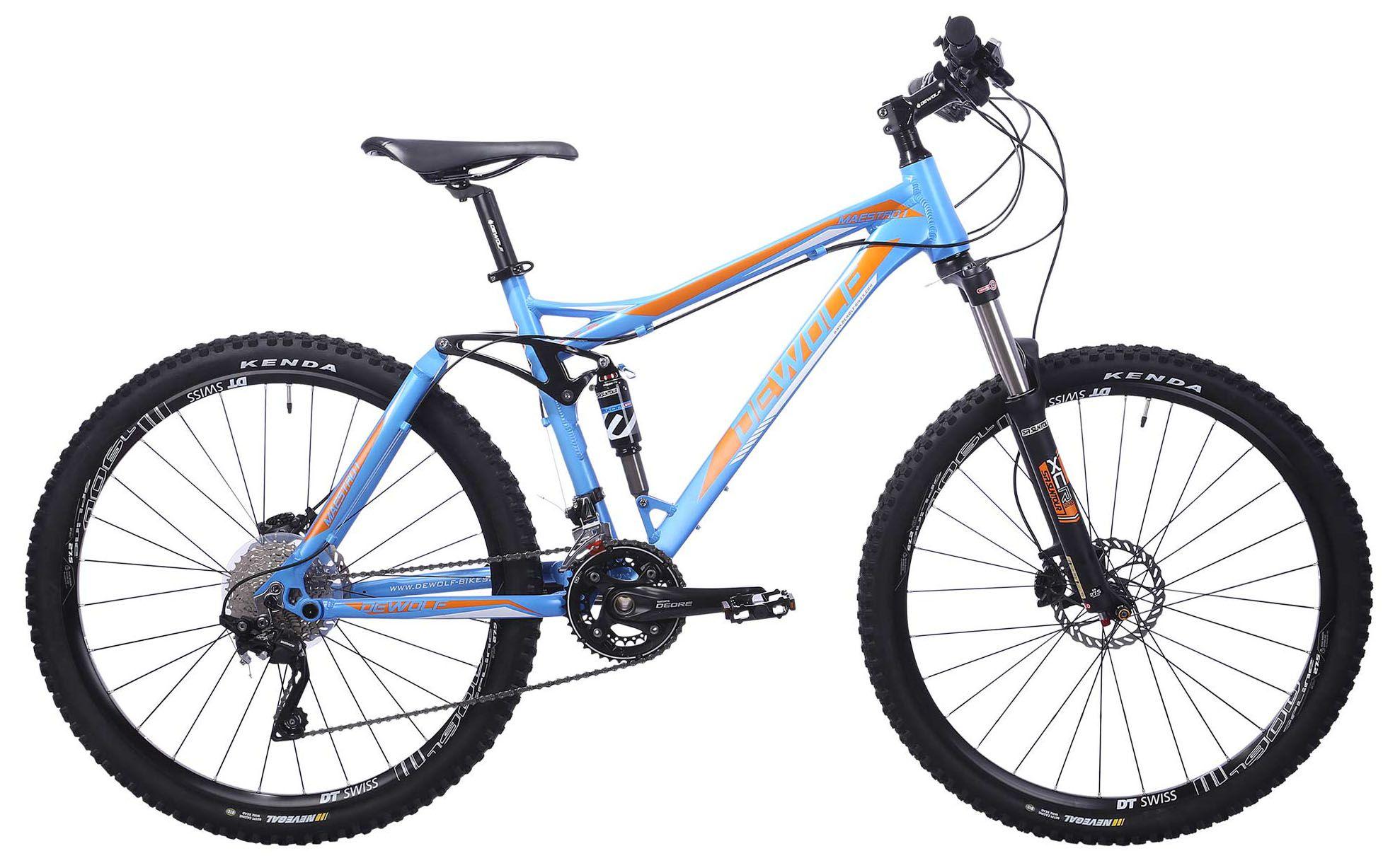 Велосипед Dewolf Maestro 1 2018