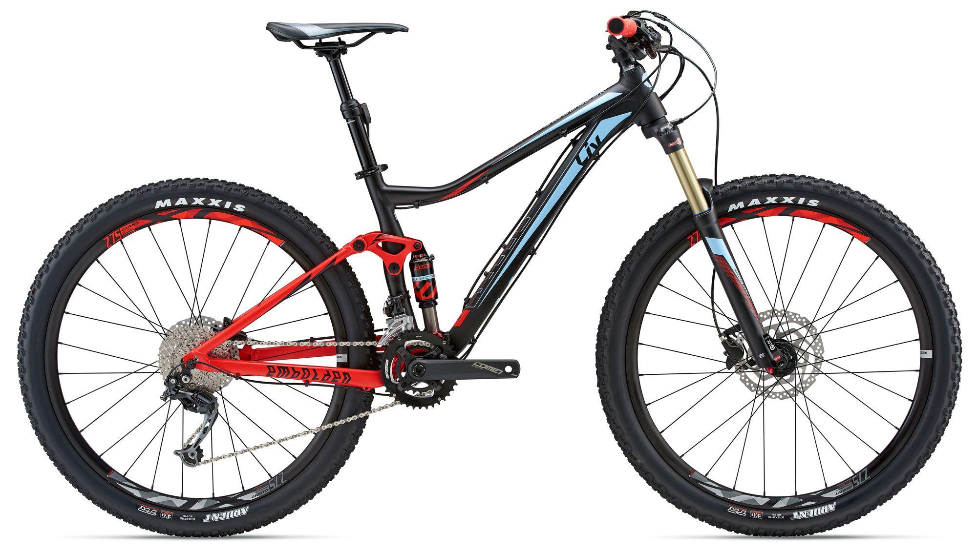 Велосипед Giant Embolden 2 2018