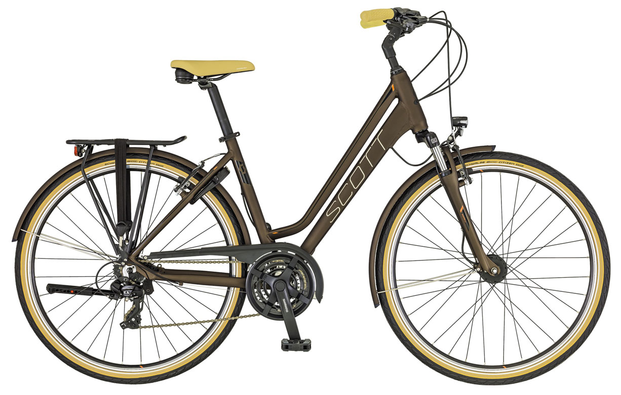Велосипед Scott Sub Comfort 20 Unisex 2019