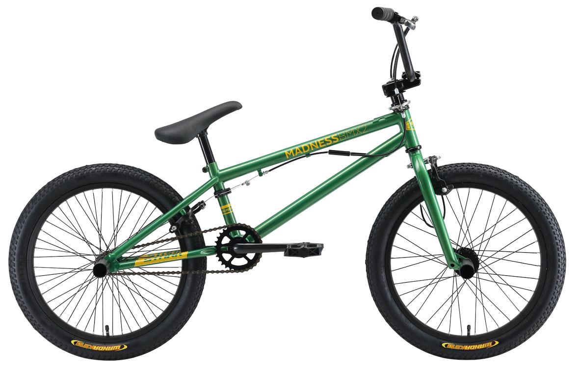 Велосипед Stark Madness BMX 2 2019 велосипед stark hunter 29 2 hd 2019