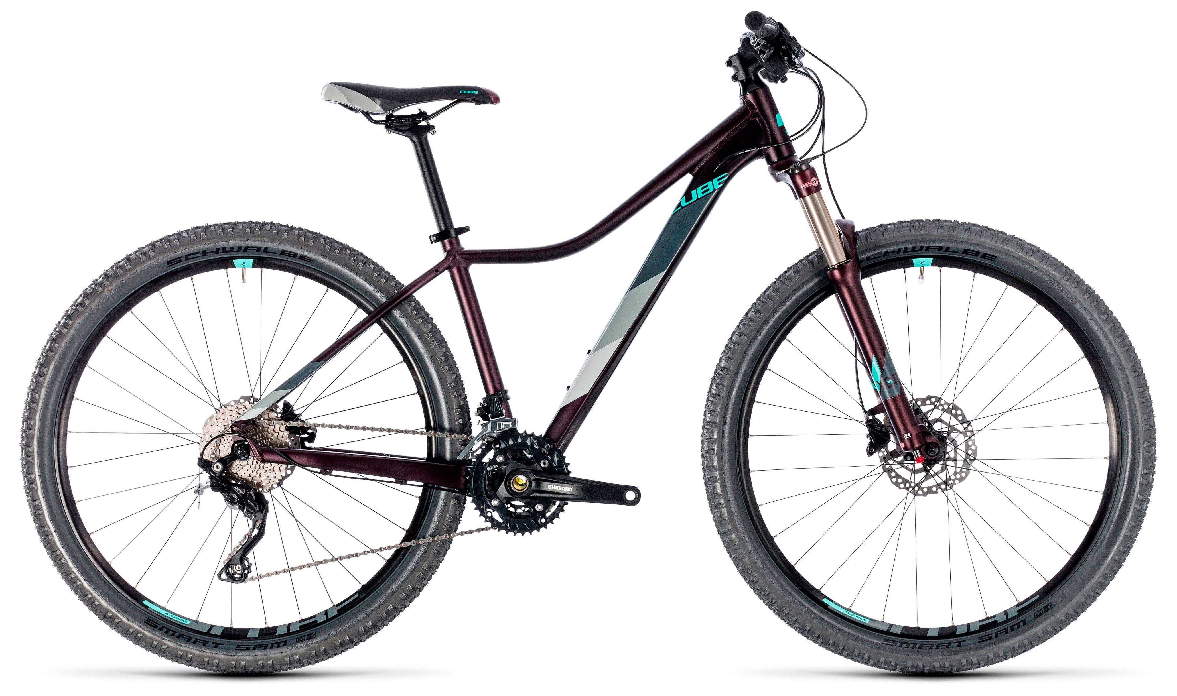 Велосипед Cube Access WS Race 27,5 2018,  Женские  - артикул:290581