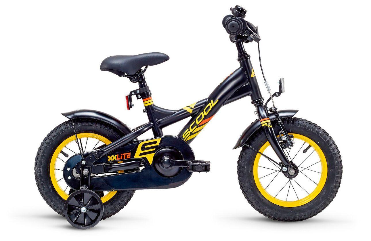 Велосипед Scool XXlite steel 12 1-S 2018 беговелы scool 2 в 1 rennrad 14 велосипед