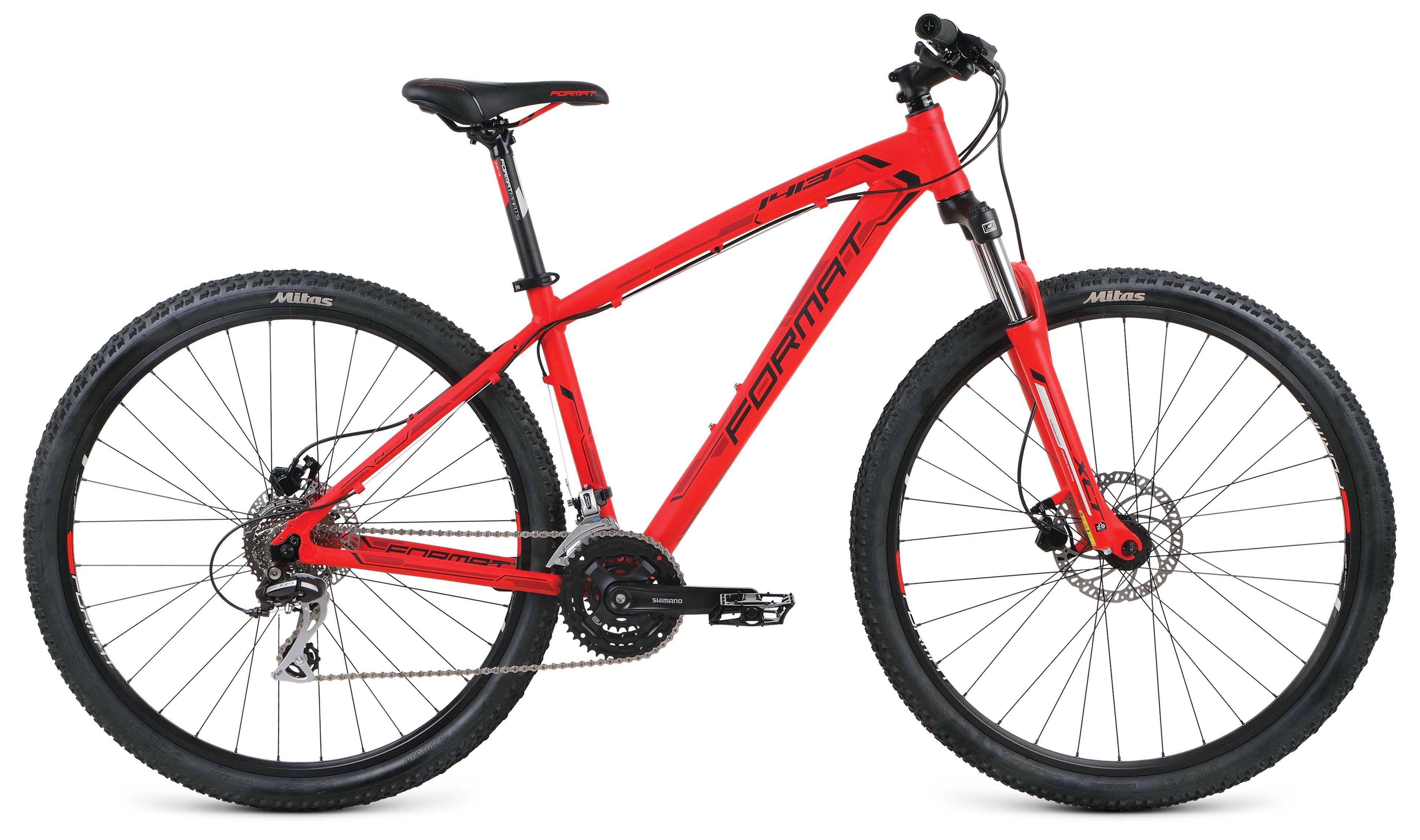 Велосипед Format 1413 27,5 2017,  Горные  - артикул:284050