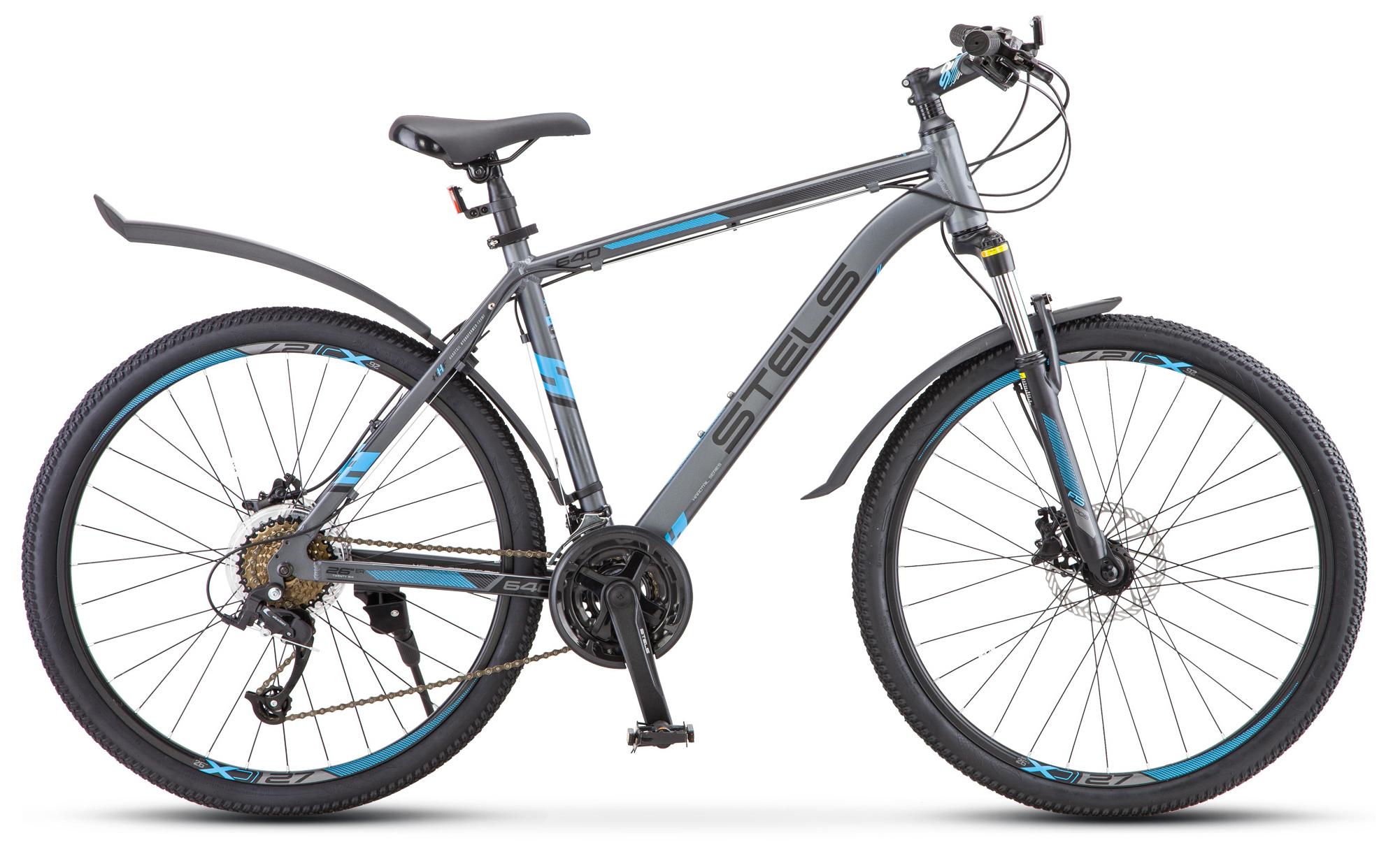 Велосипед Stels Navigator 640 D 26 (V010) 2019 stels navigator 470 2015