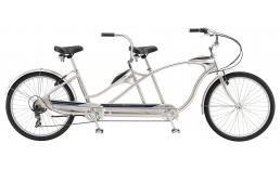 Складной прогулочный велосипед круизер  Schwinn  Tango Tandem  2018