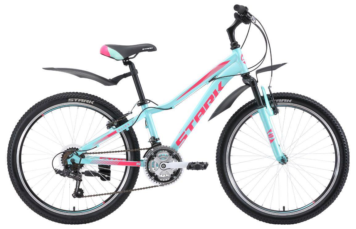 Велосипед Stark Bliss 24.1 V 2018 велосипед stark slash 26 1 v 2017