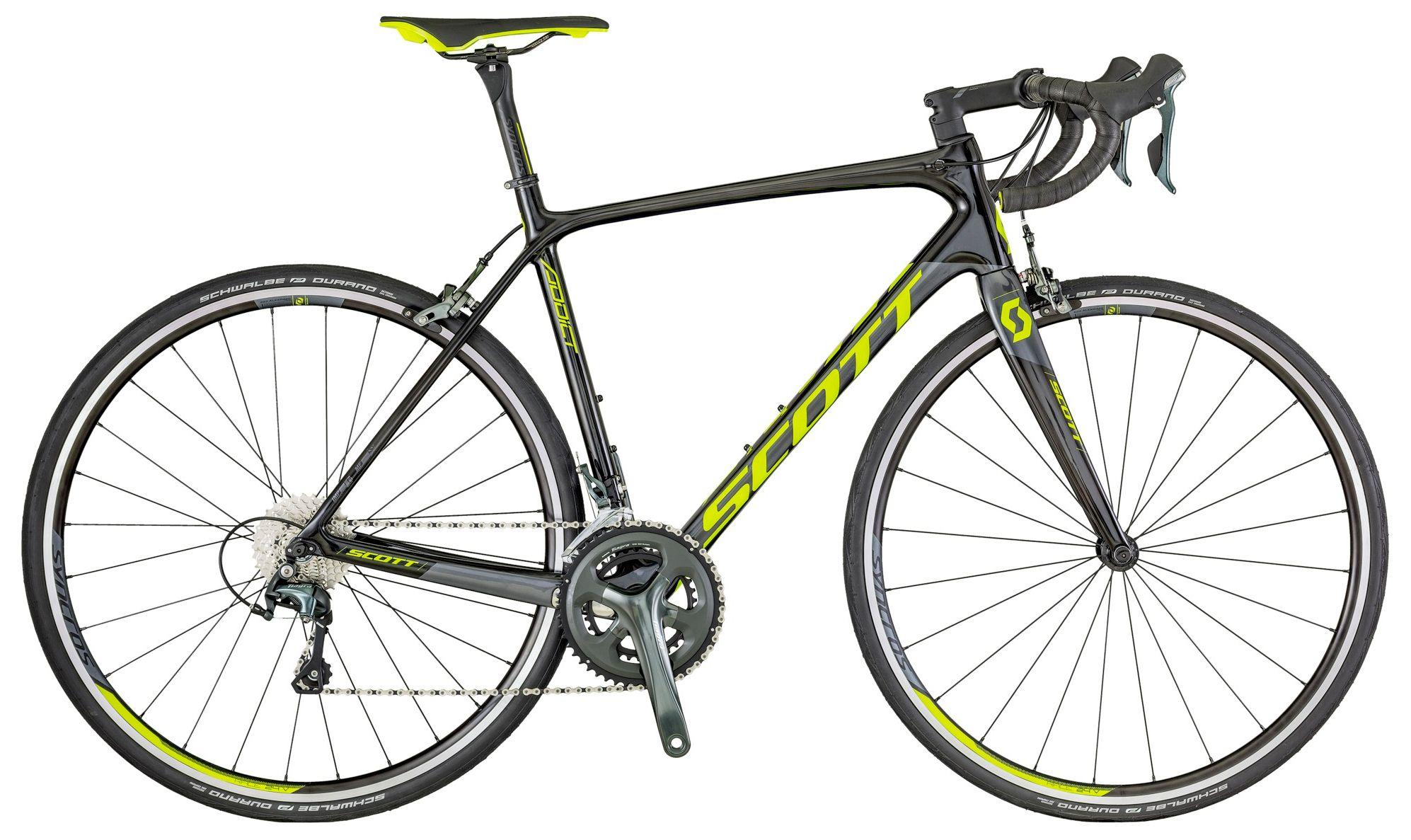 Велосипед Scott Addict 30 2018 велосипед scott voltage yz 30 2015