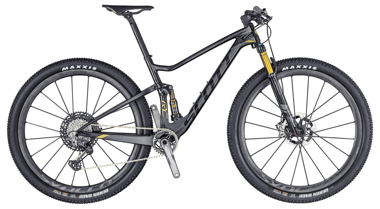 Велосипед Scott Spark RC 900 SL 2019 велосипед scott spark 940 2017