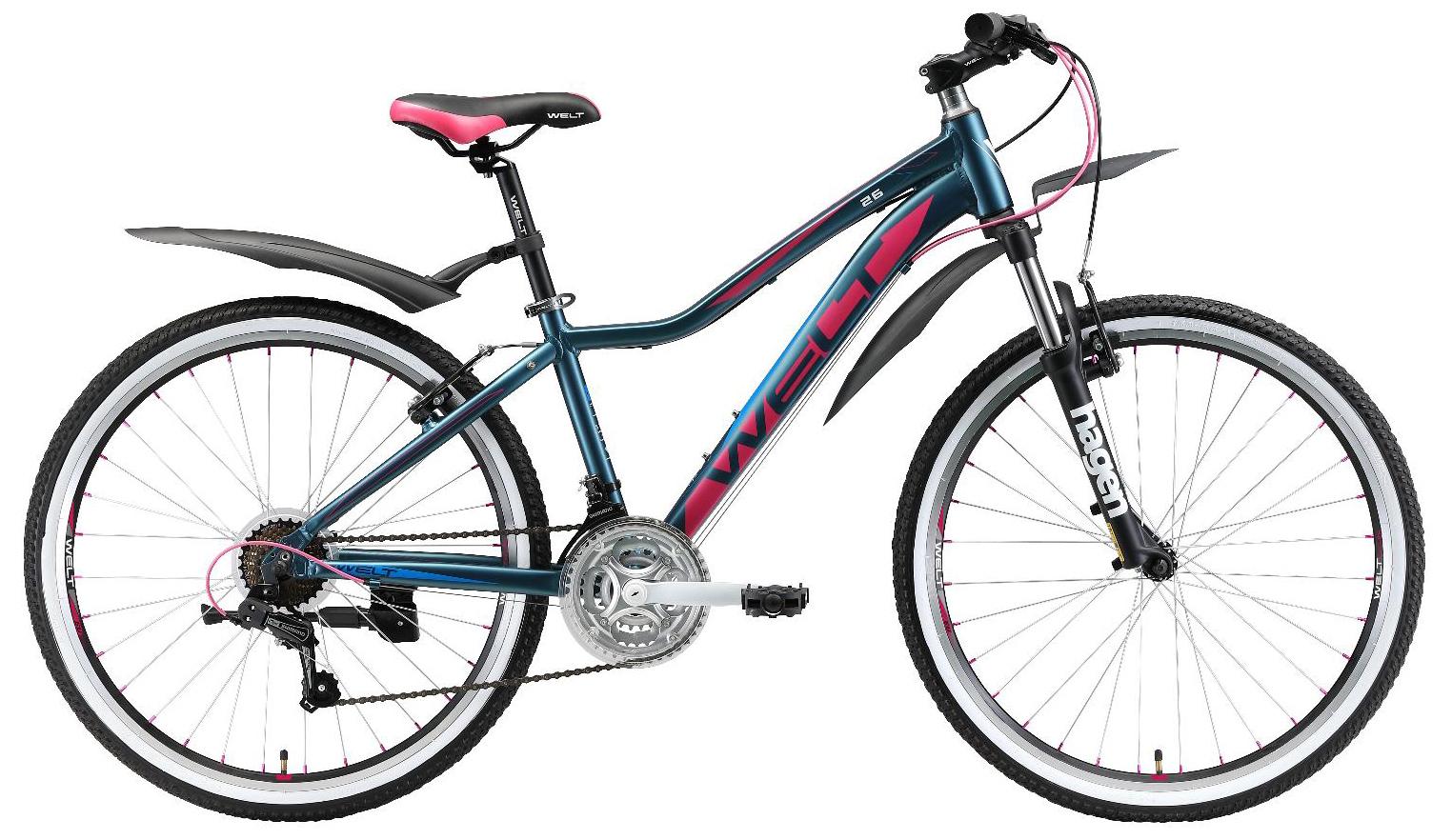 Велосипед Welt Edelweiss 26 Teen 2019 велосипед welt ridge 1 0 hd 2018