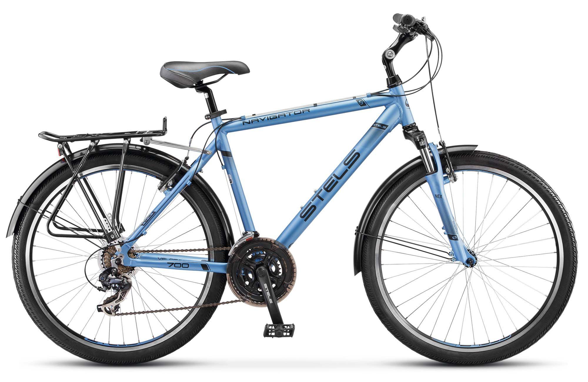 Велосипед Stels Navigator 700 2016 велосипед stels navigator 700 2016