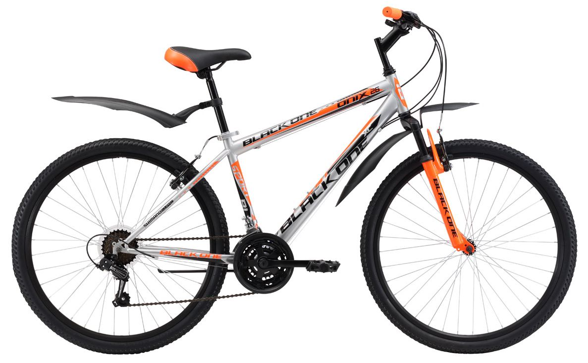 Велосипед Black One