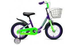 Детский велосипед от 1 до 3 лет  Forward  Barrio 14  2019