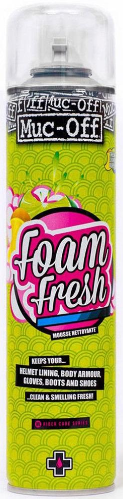 Аксессуар Muc-Off Foam Fresh 400ml щетка muc off individual detailing brush