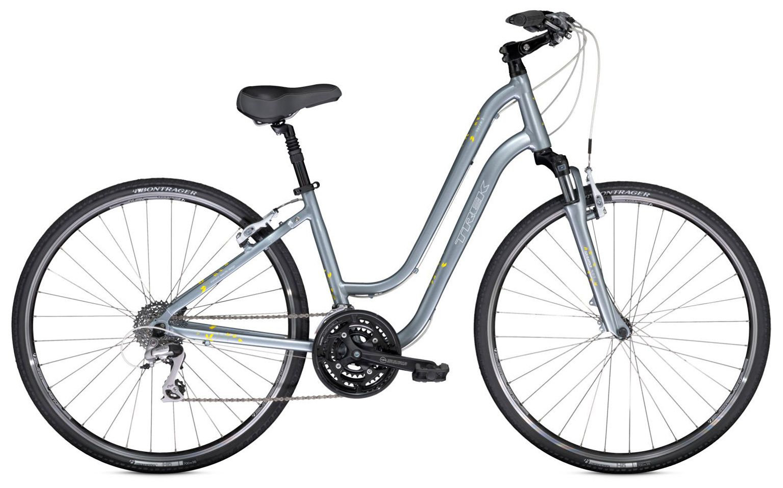 Велосипед Trek Verve 3 WSD 2014 велосипед trek madone 3 1 wsd 2013