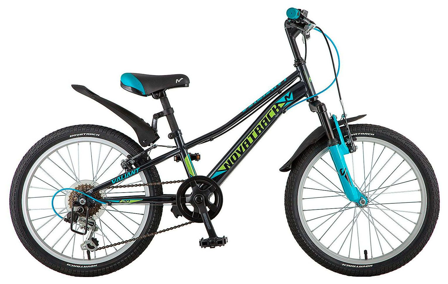 Велосипед Novatrack Valiant 20 2018