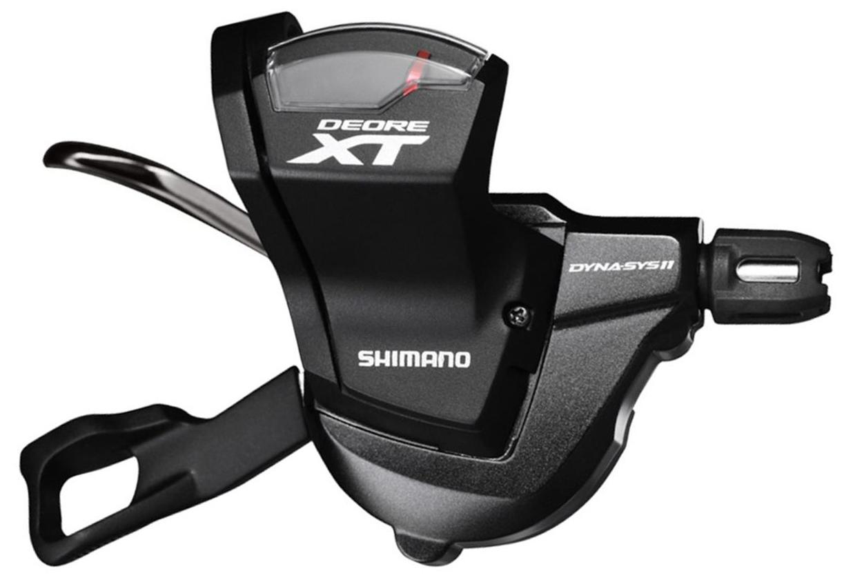 Запчасть Shimano XT M8000, левый, 2/3ск. (ISLM8000LBP2) запчасть shimano nexus 3s41e 3ск asl3s41eals