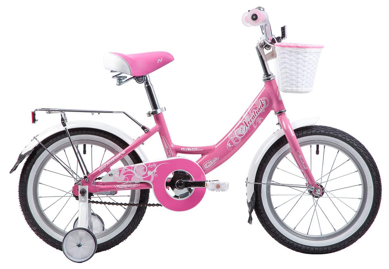 Велосипед Novatrack Girlish Line 16 2019 велосипед novatrack girlish line 20 6 speed 2015