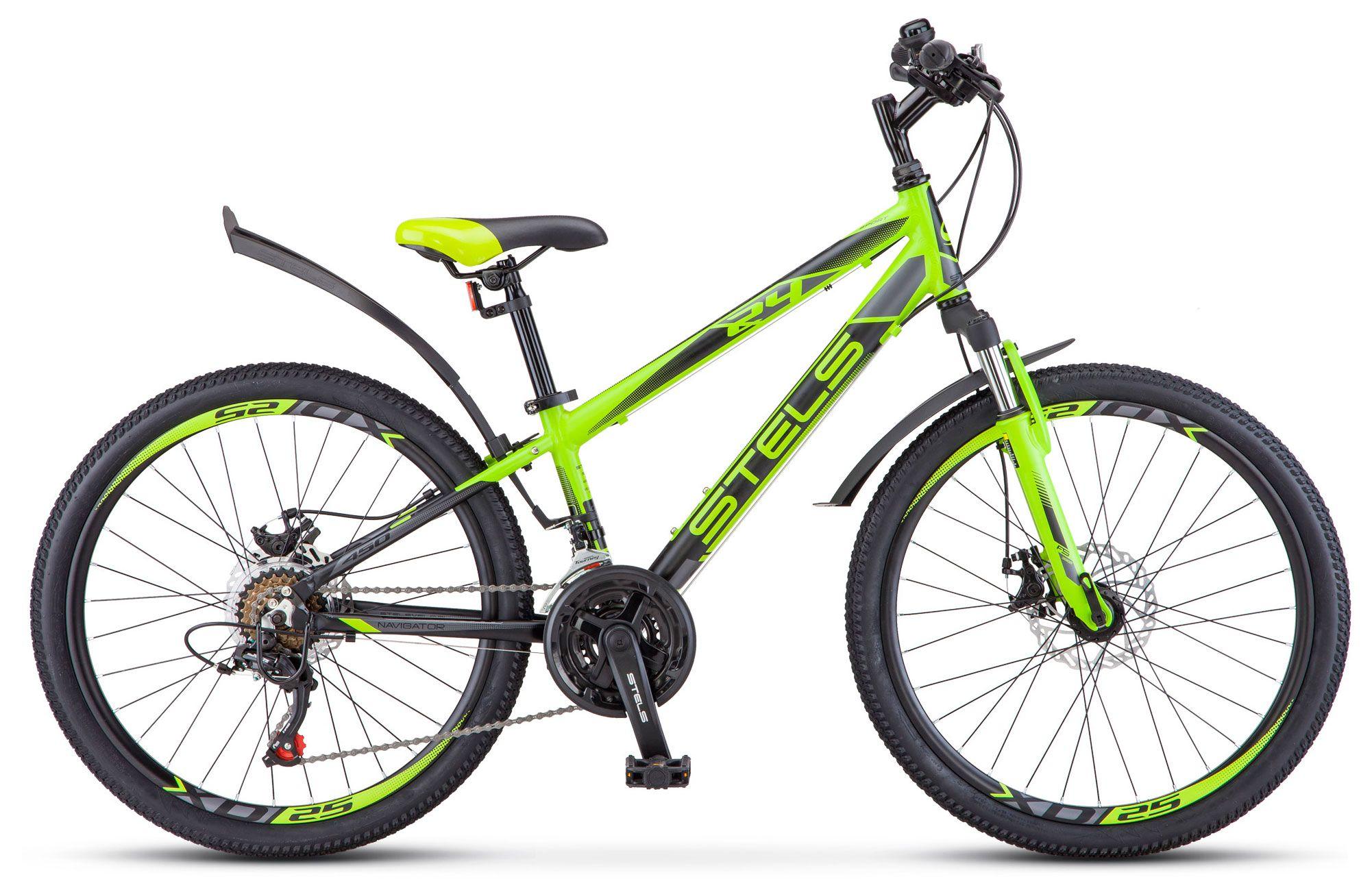 Велосипед Stels Navigator-450 MD 24 (V010) 2017