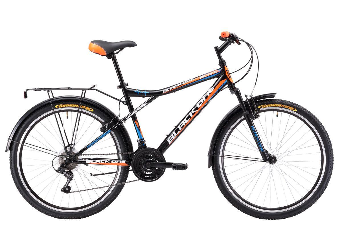 Велосипед Black One Active 26 2017 велосипед black one onix 26 alloy 2017 черно зеленый 20