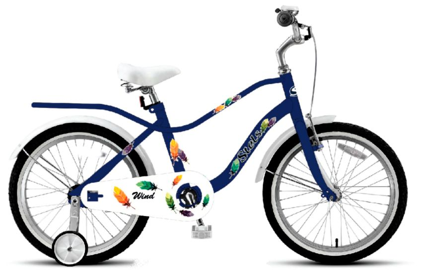 Велосипед Stels Wind 16 2017,  Детские  - артикул:288822