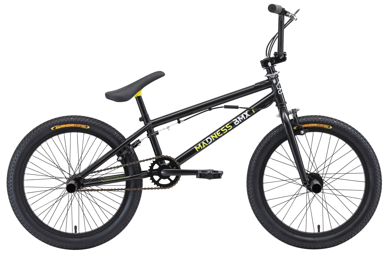 Велосипед Stark Madness BMX 1 2018 max djeen september anatomy of madness