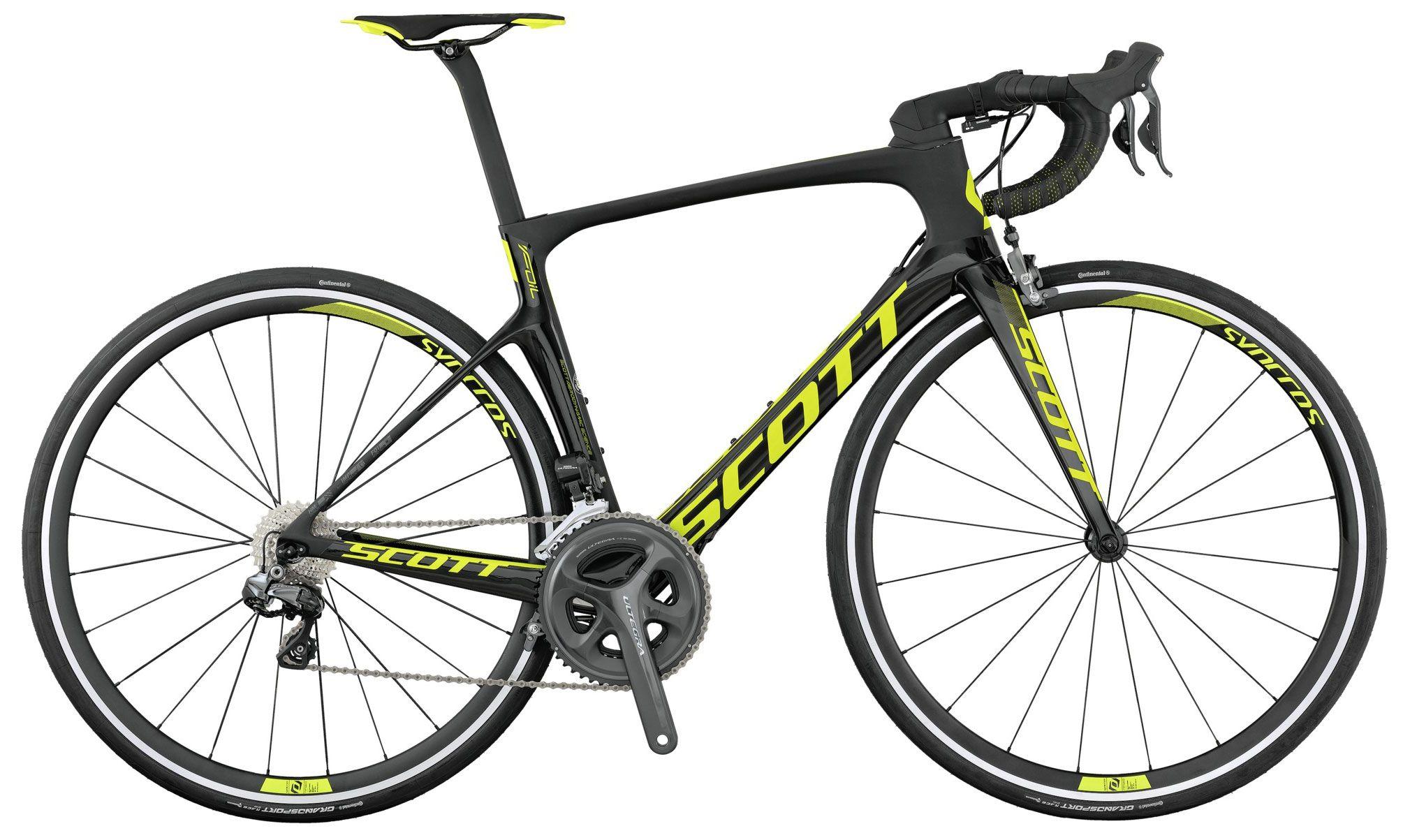 Велосипед Scott Foil 10 2017