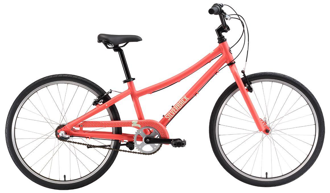 Велосипед Silverback Sally 9+ 2017 silverback slade 3 2014