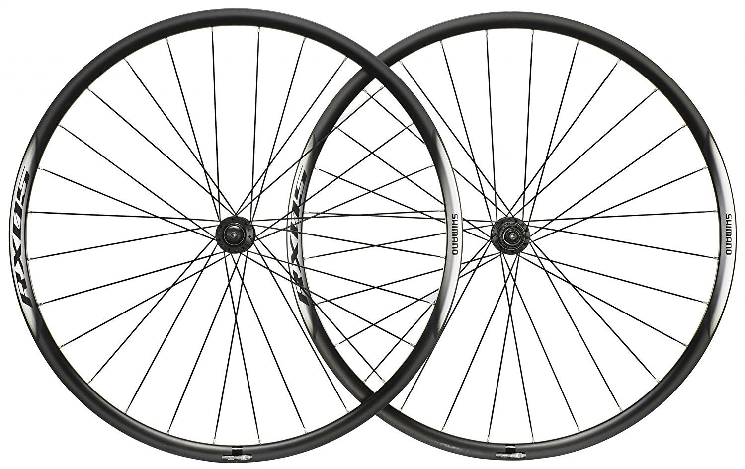 Запчасть Shimano RX05 (EWHRX05PDACBS),  колеса в сборе  - артикул:286122