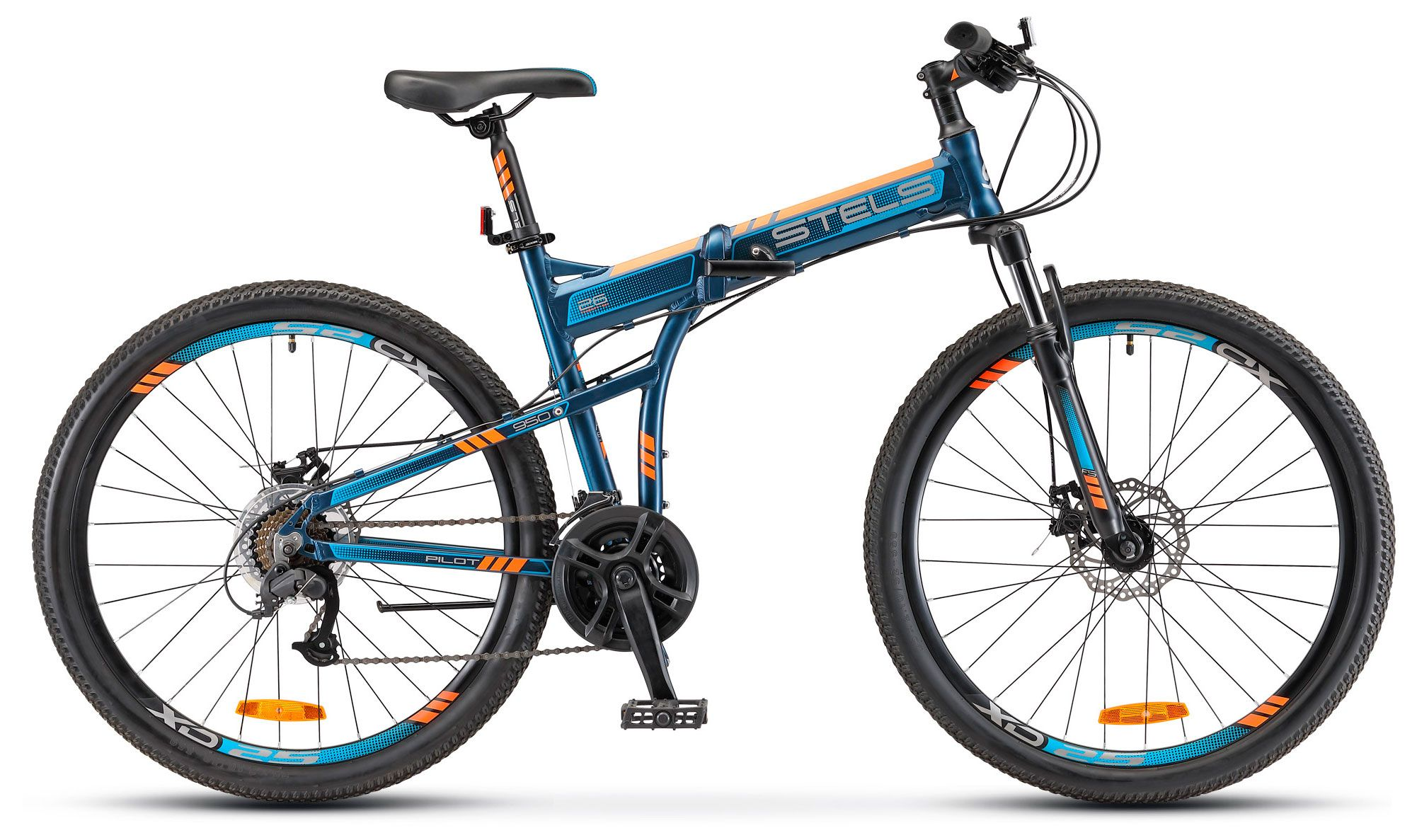Велосипед Stels Pilot 950 MD 26 (V010) 2018