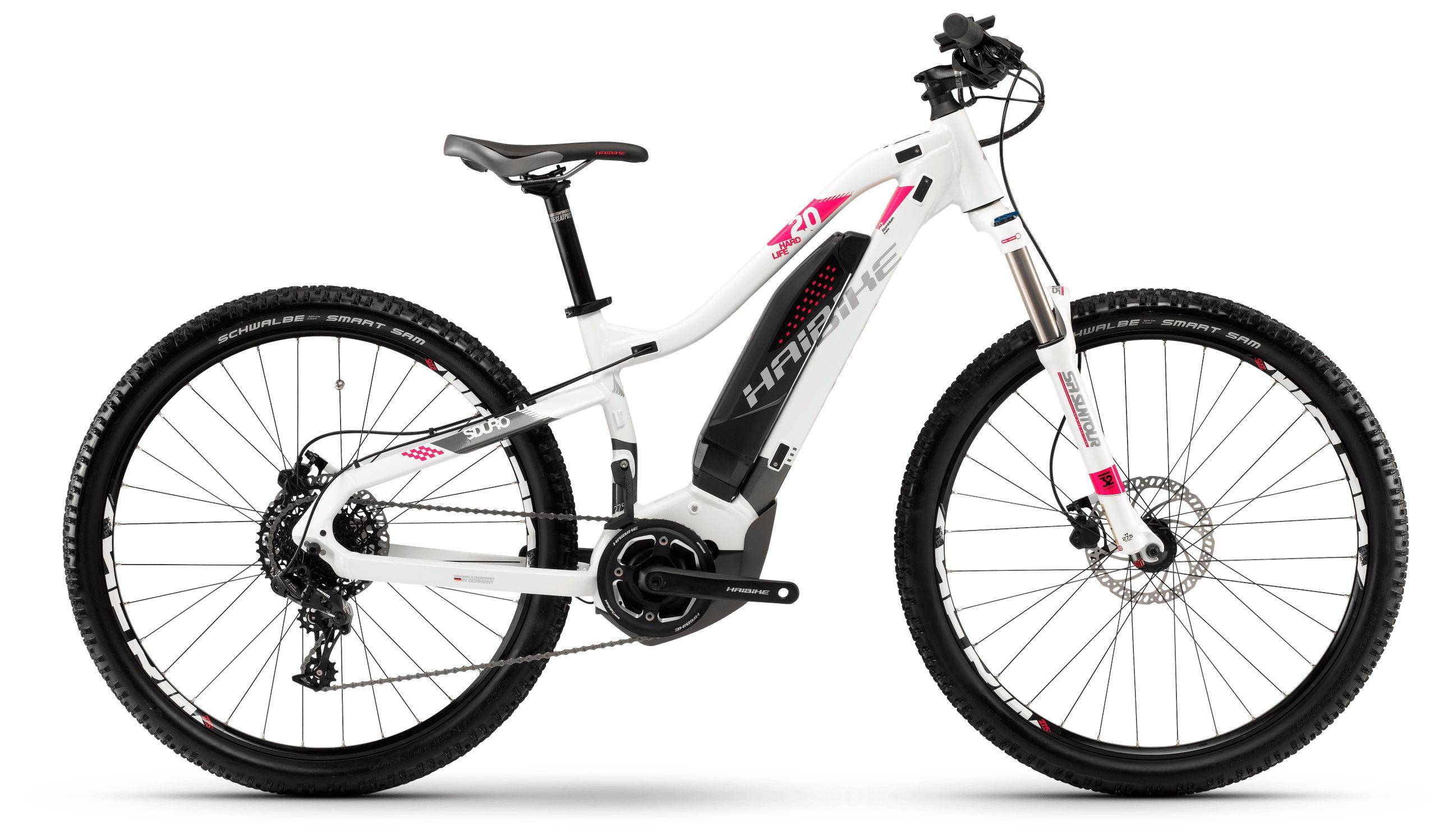 Велосипед Haibike Sduro HardLife 2.0 400Wh 11s NX 2018 велосипед haibike sduro trekking 4 0 women 2017