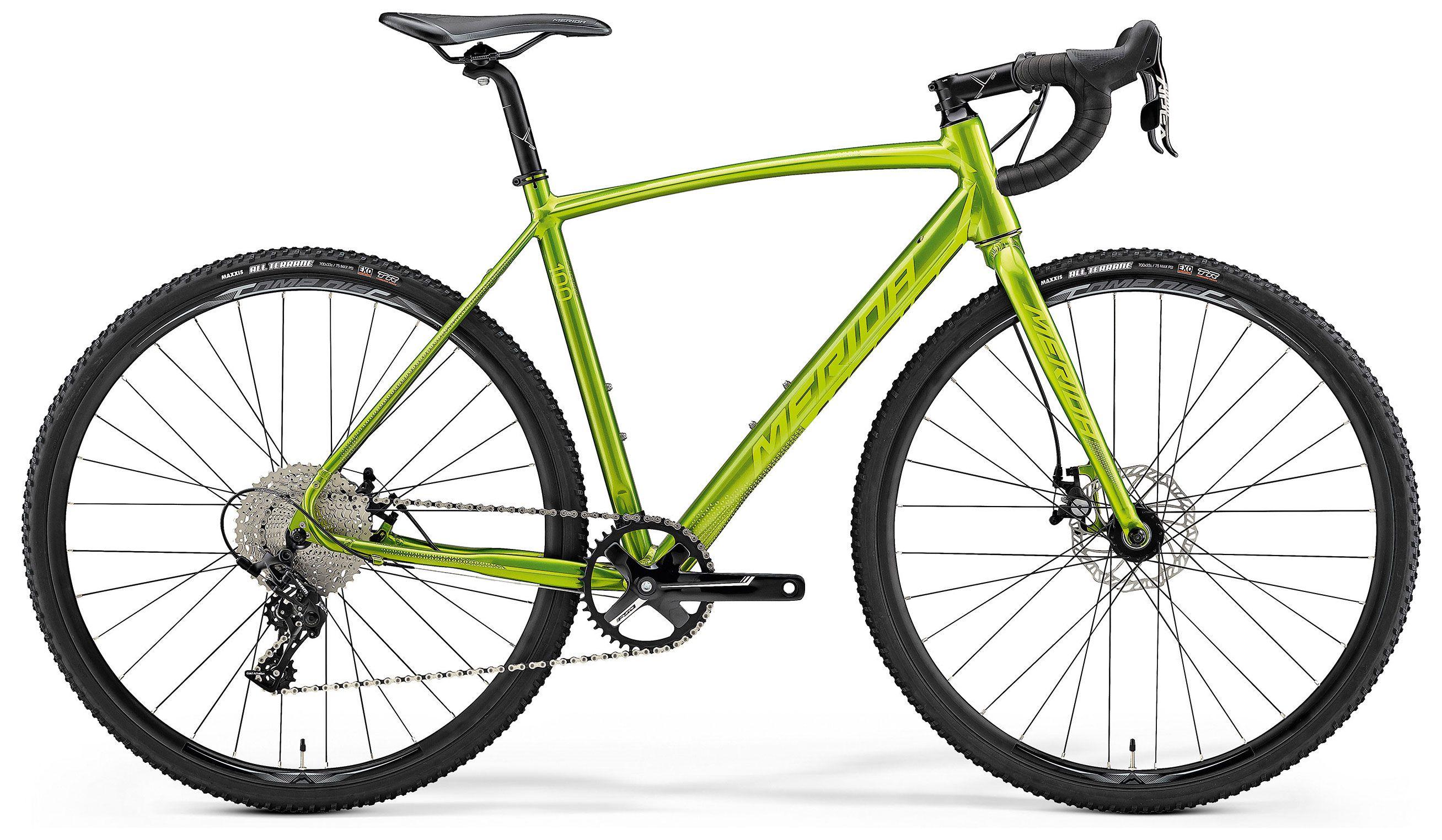 Велосипед Merida CycloСross 100 2018,  Шоссейные  - артикул:284877