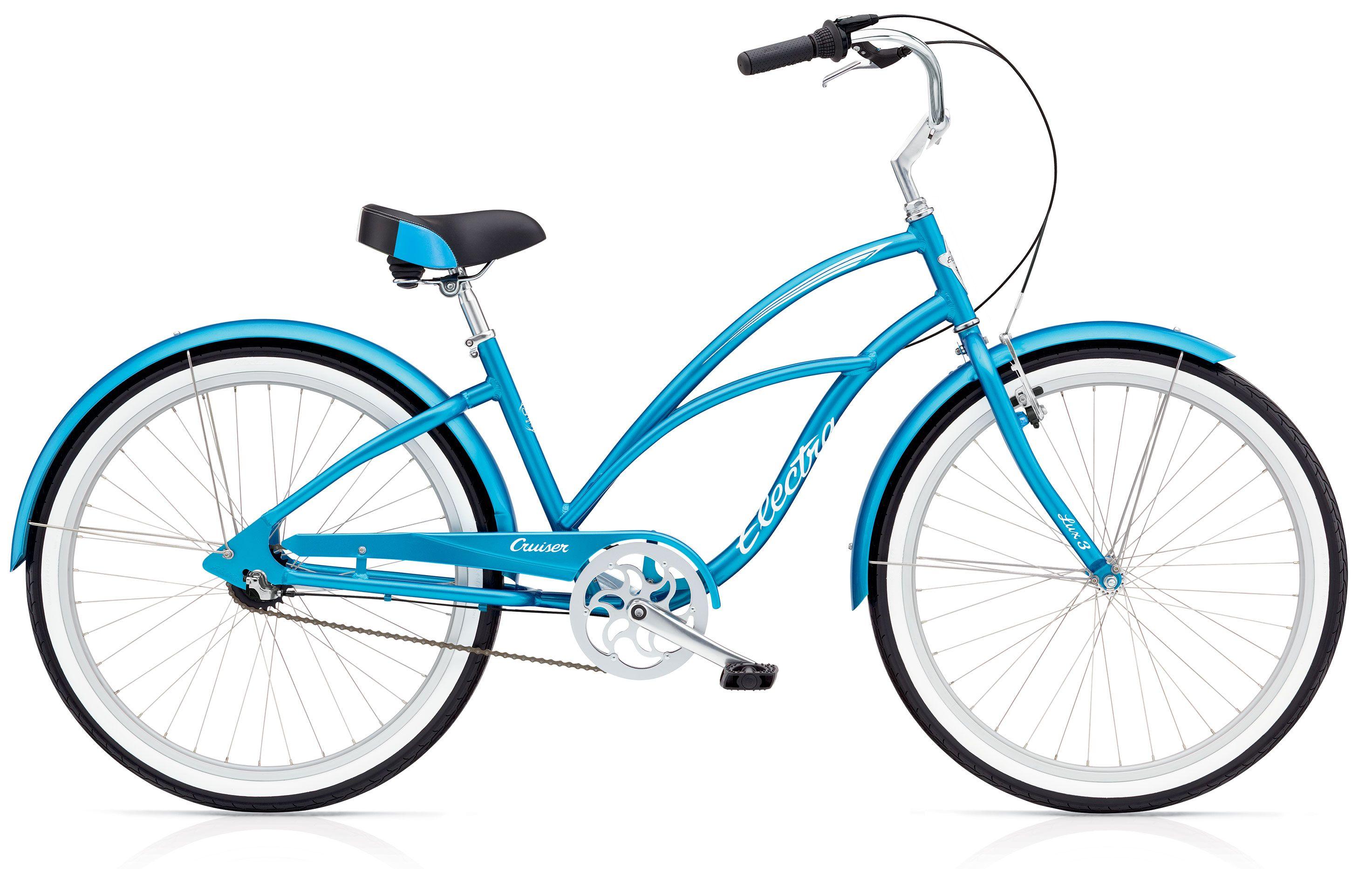 Велосипед Electra Cruiser Lux 3i Ladies 2017