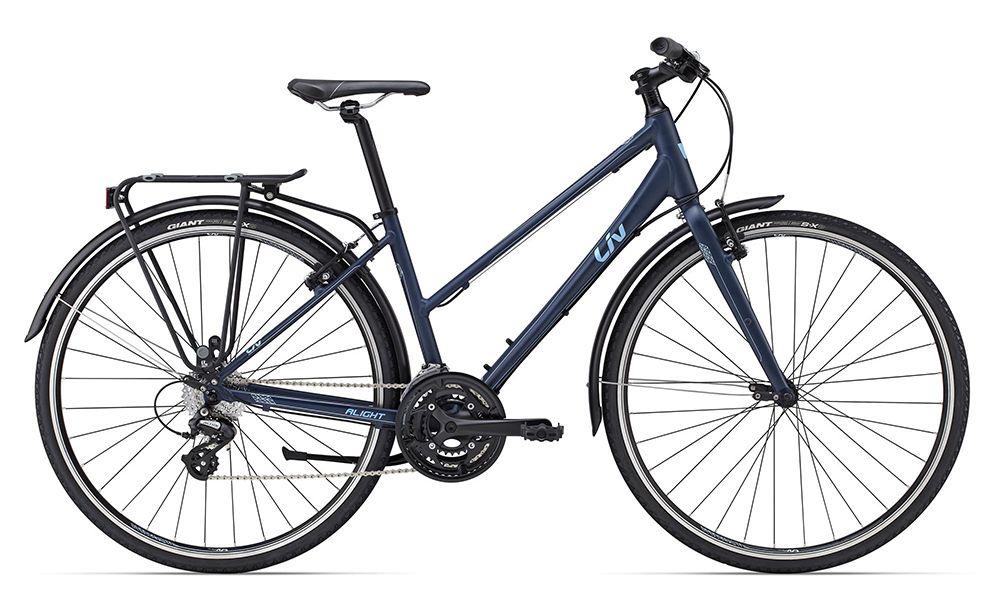 Велосипед Giant Alight 2 City 2015 велосипед giant alight 24 2017