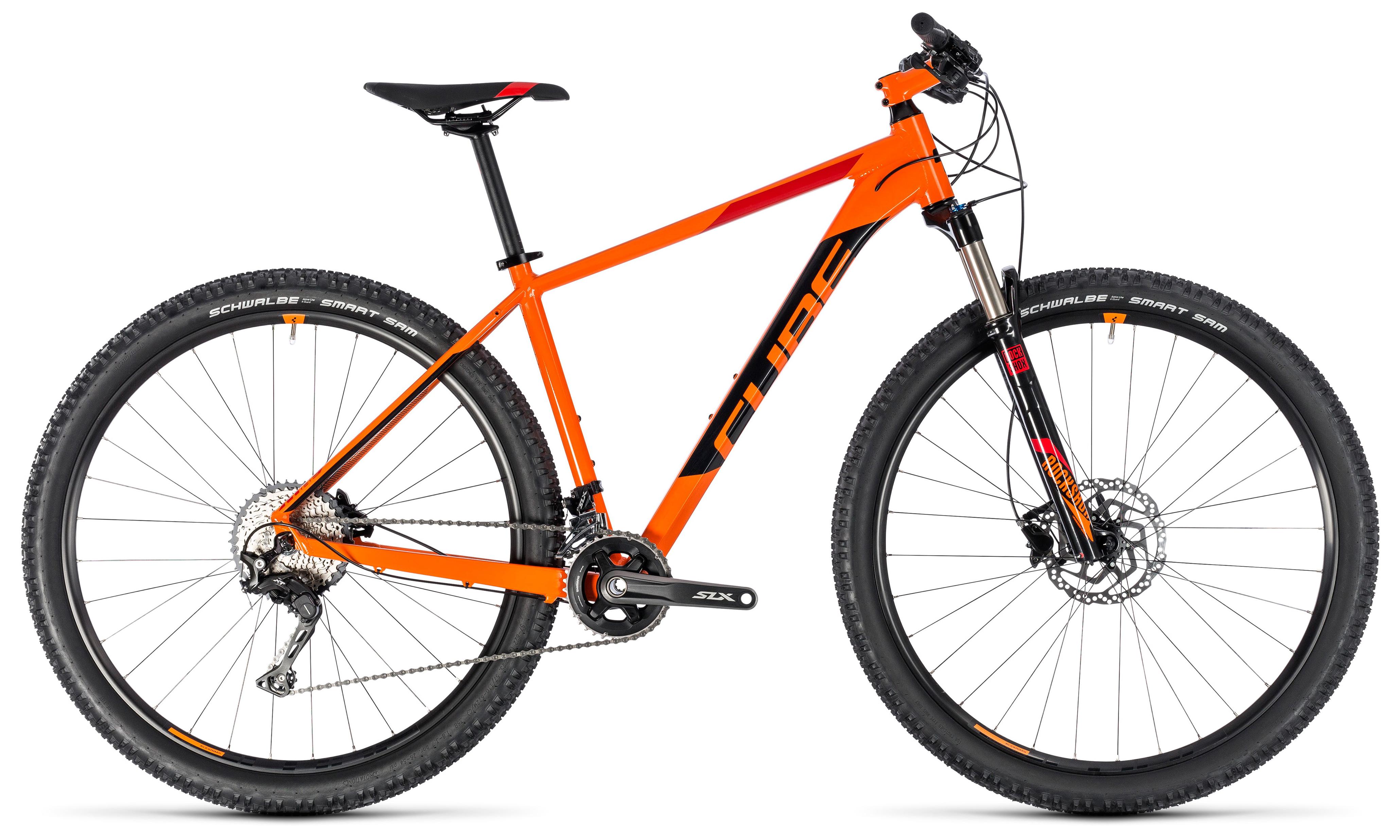 Велосипед Cube Acid SE 29 2018 велосипед cube analog 29 2015