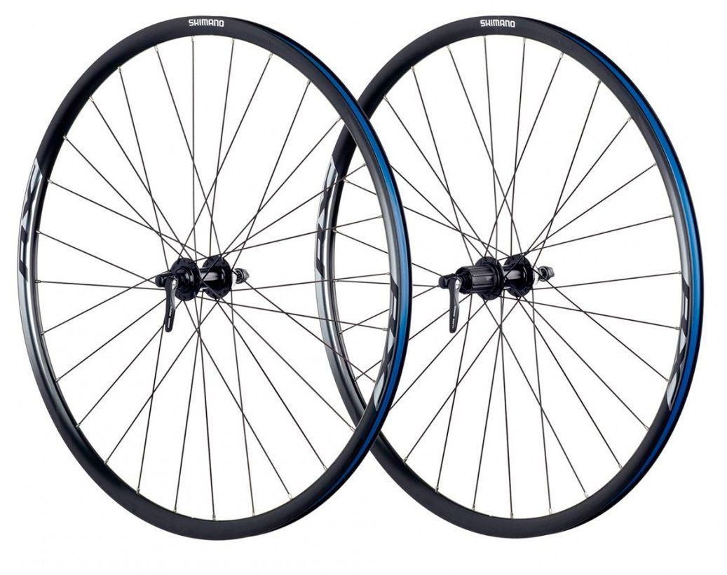 Запчасть Shimano RX010, C.Lock, 622-17C (EWHRX010PDAEB),  колеса в сборе  - артикул:286121