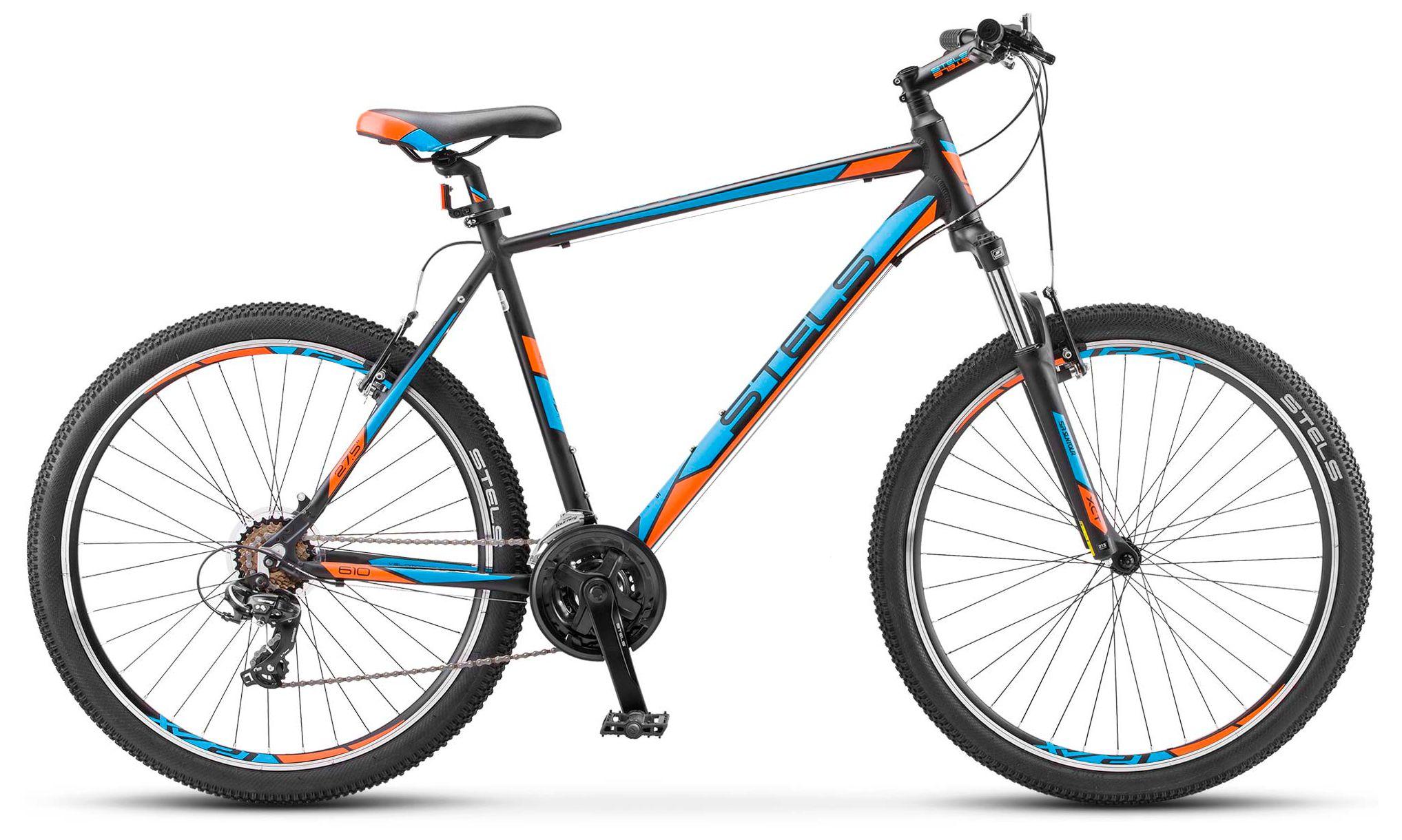 Велосипед Stels Navigator 610 V 2017 велосипед stels navigator 310g 21 2017 brown