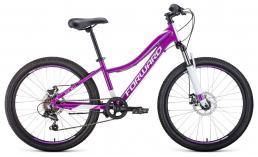 Подростковый велосипед для девочек  Forward  Jade 24 2.0 Disc  2020