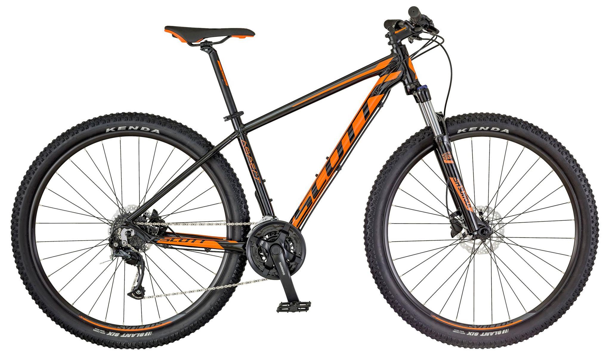 Велосипед Scott Aspect 950 2018