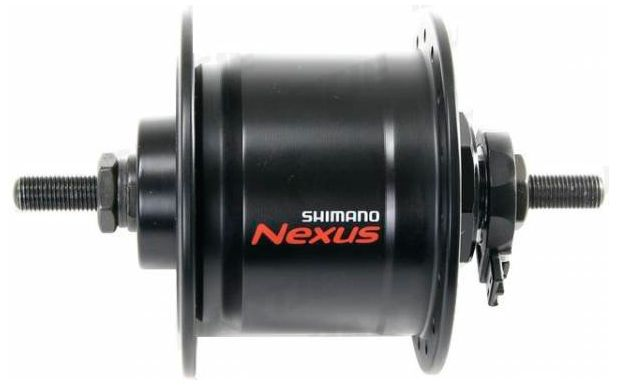 Запчасть Shimano динамо, C3000-NT, 6V 3.0W (ADHC30003NNAL) 4m 00 03263 динамо машина