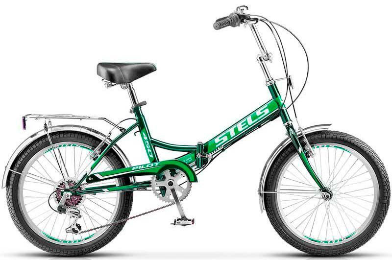 Велосипед Stels Pilot 450 20 (Z011) 2018 велосипед stels pilot 350 20 z011 2018