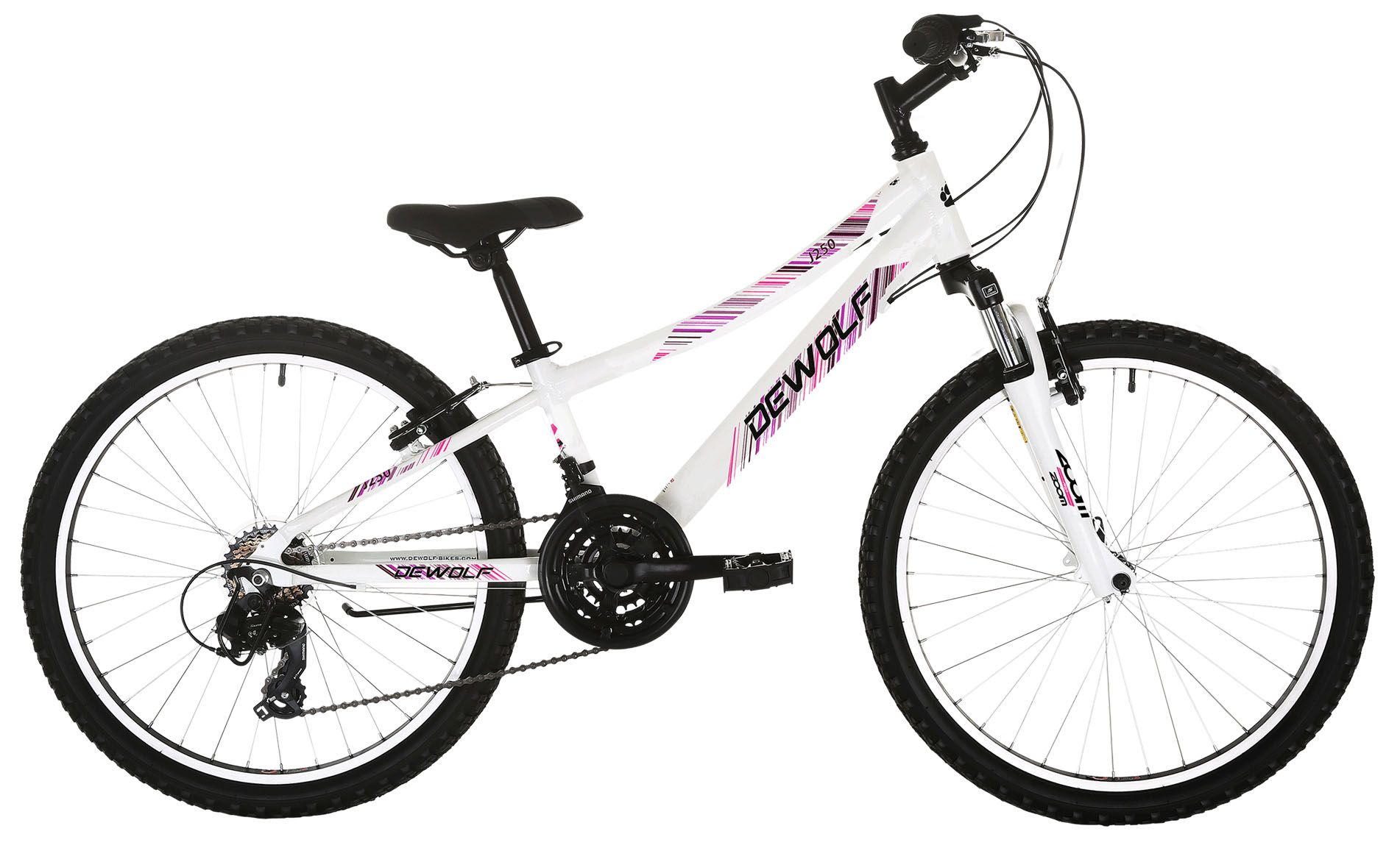 купить Велосипед Dewolf J250 Girl 2018 по цене 16900 рублей
