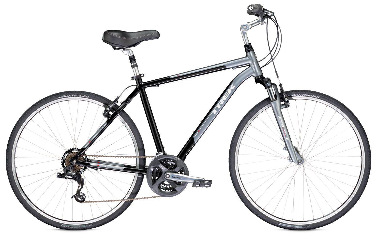 Велосипед Trek Verve 2 2014